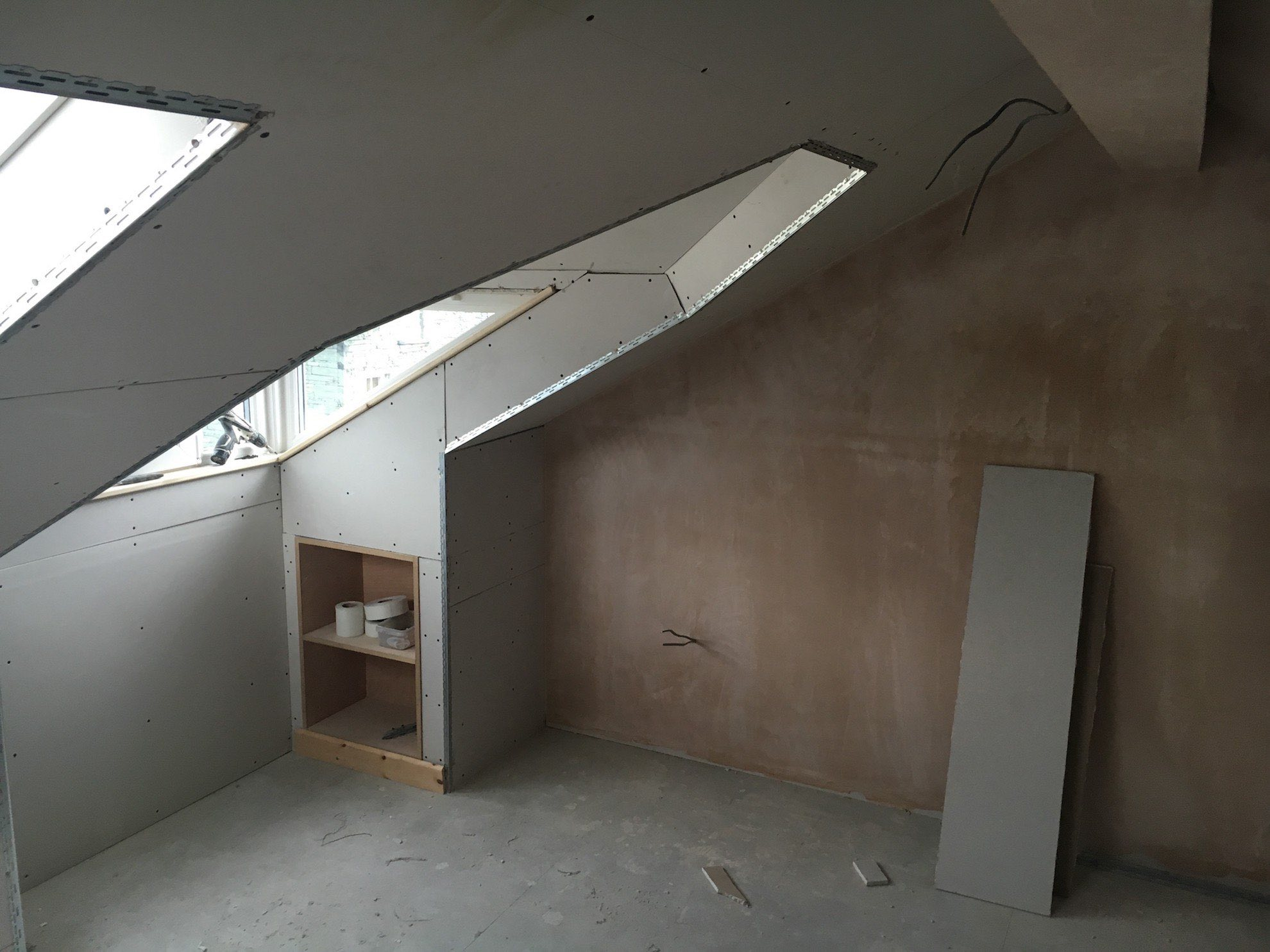 NJ Davies & Sons - Loft Conversion