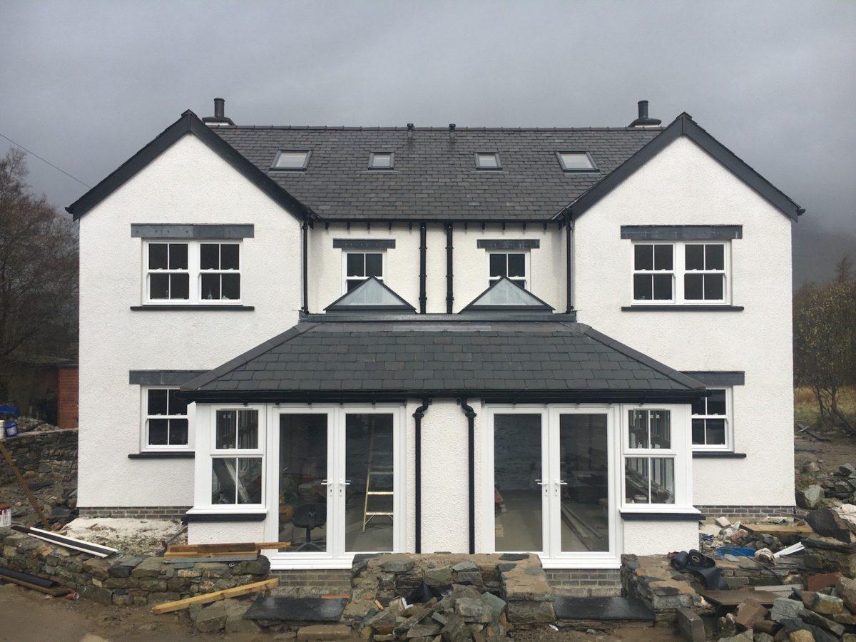New Build - House Exterior